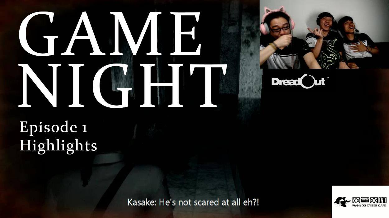 GAME NIGHT (Episode 1 - Horror) Highlights
