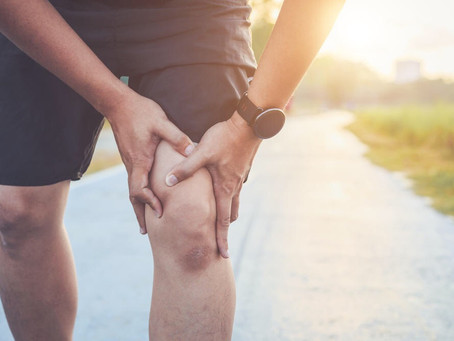3 Reasons For Your Knee Pain With Running