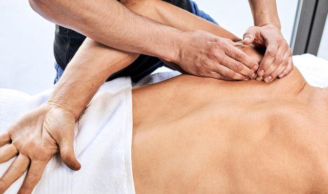 Deep Tissue / Sport Massage