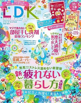 2020年7月号 晋遊舎LDK