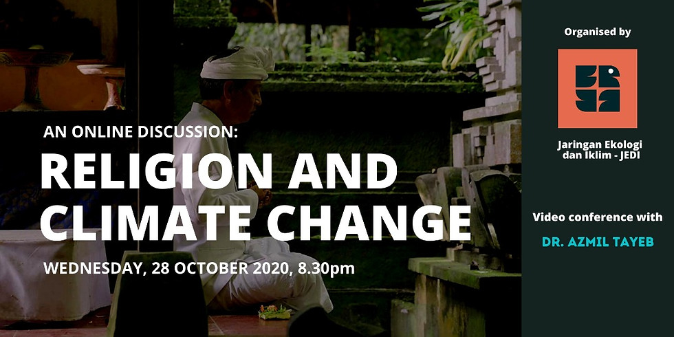 Religion and Climate Change