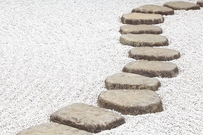 Zen stone path in a Japanese Garden.jpg