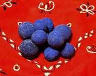 Blue BallsAnil Modamo.JPG