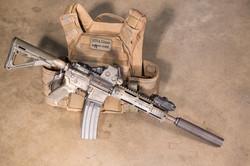 M16 Commando sup