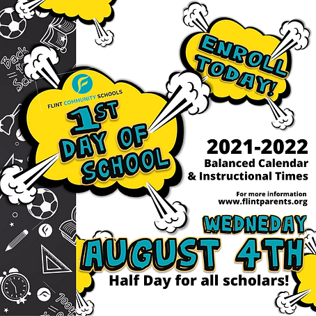 Instagram and Facebook Postings - First Day of School August 4th.png