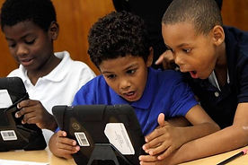 FCS students with ipads - district websi