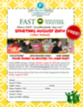 FAST Program Sign-Up Flyer 2019 Website.