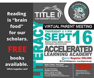 ALA 9-16-21 Parent Meeting