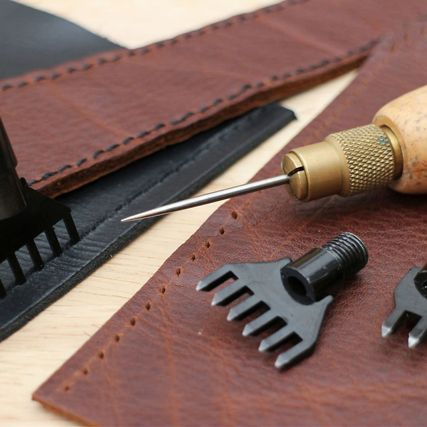 COMING SOON - Intro to Leather Working