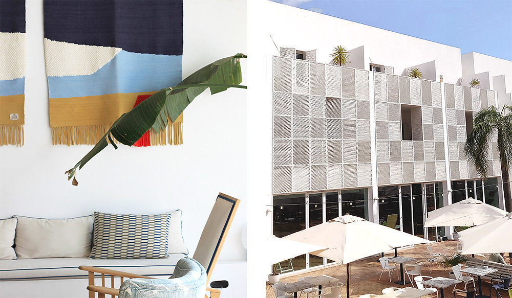 Modern, pretty and urban hotel in Lagos with wonderful interior