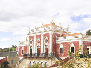 The Estoi Palace - a hidden gem in the Algarve
