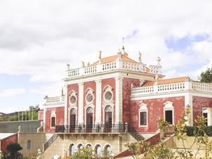 The Estoi Palace - a hidden gem in the Algarve