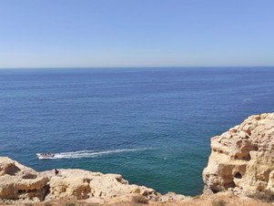 Algar seco - one of the best viewpoints in the Algarve