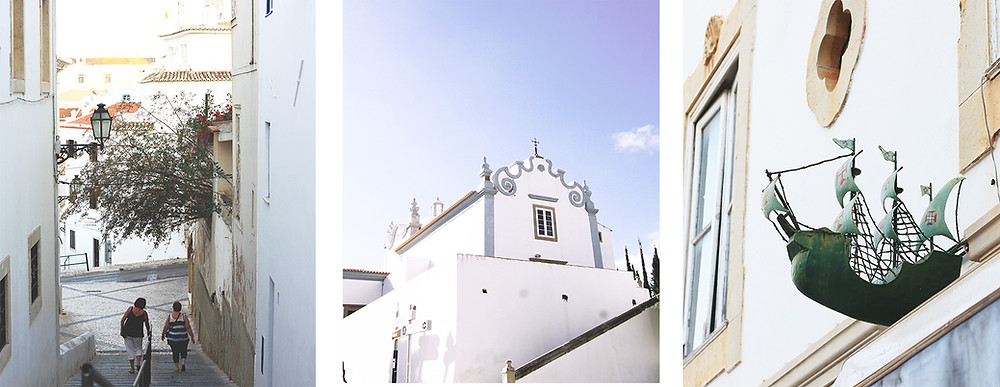 Churches and cute streets - top things to do in Albufeira, Algarve