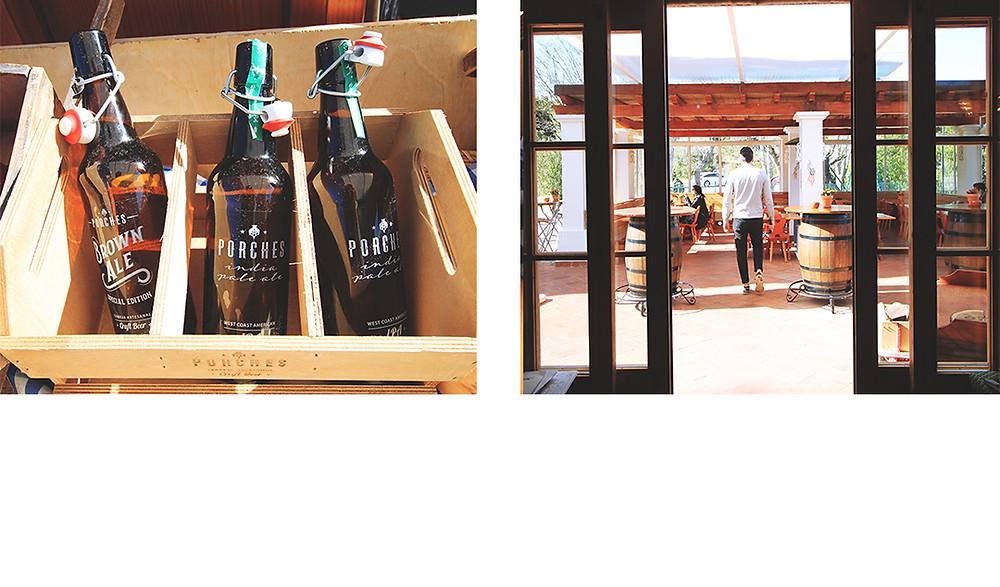 Bavarian beer garden, serving Porches very own craft: Vila Vita Parc, Algarve
