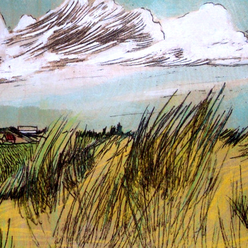 Windy Day, SOLD