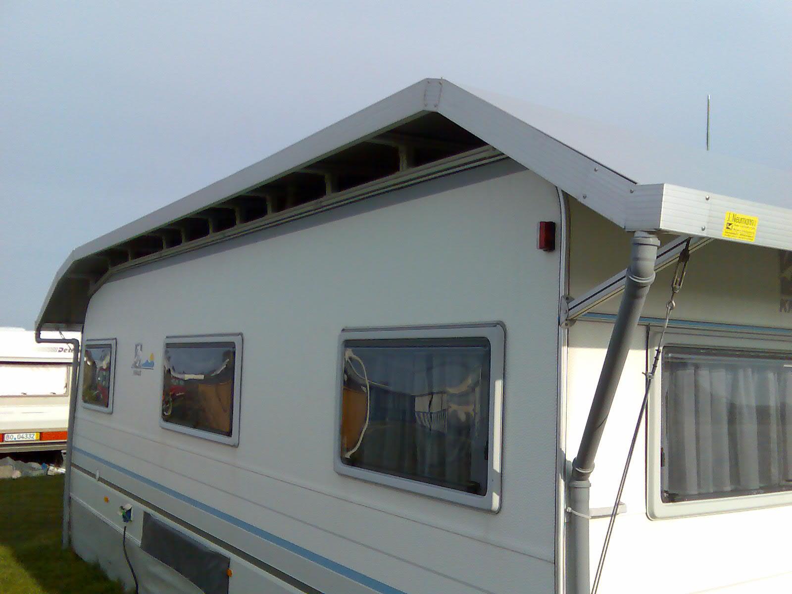 Schutzdach auf Maß