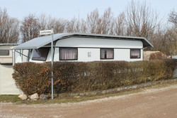 Prestige Wohnwagenschutzdach
