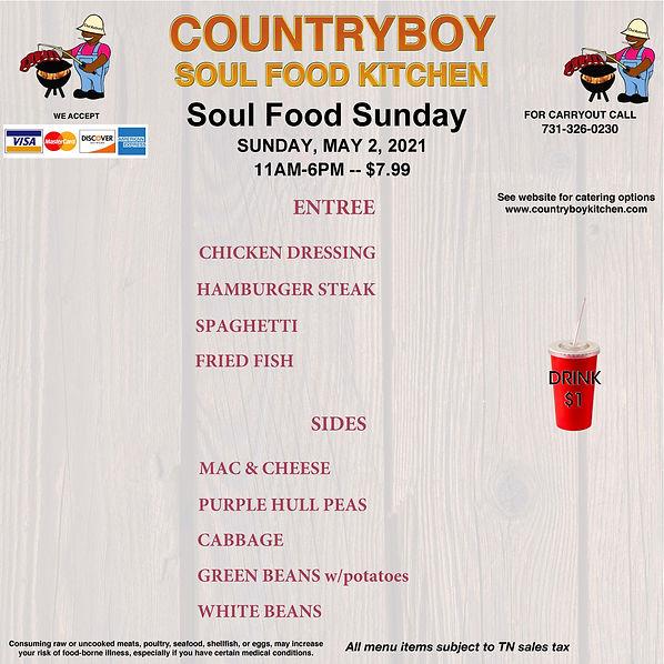 Soul Food Sunday Menu 050221.jpg