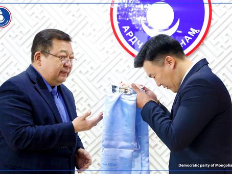 М.Тулгат: АН-ыг хүчирхэгжүүлж, Монгол Улсын хөгжлийн жолоодогч болгохын төлөө өөрийгөө зориулна