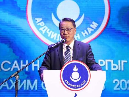 Монгол улсын 21 дэх Ерөнхий сайд Р.Амаржаргал: