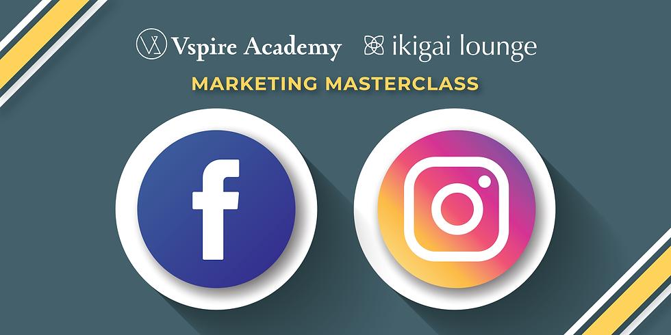 Facebook & Instagram Marketing Professional Certification Masterclass
