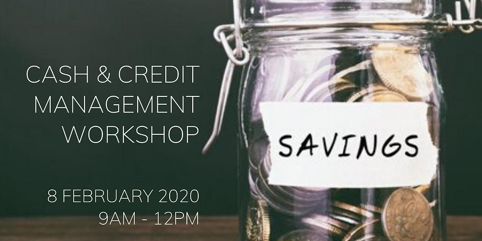 ½ Day Basic Cash & Credit Management Workshop
