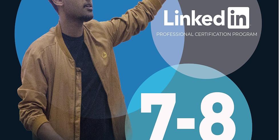 LinkedIn Marketing Professional Certification Programme