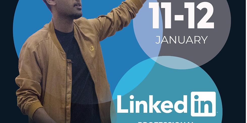 LinkedIn Marketing Professional Certification Programme 2020