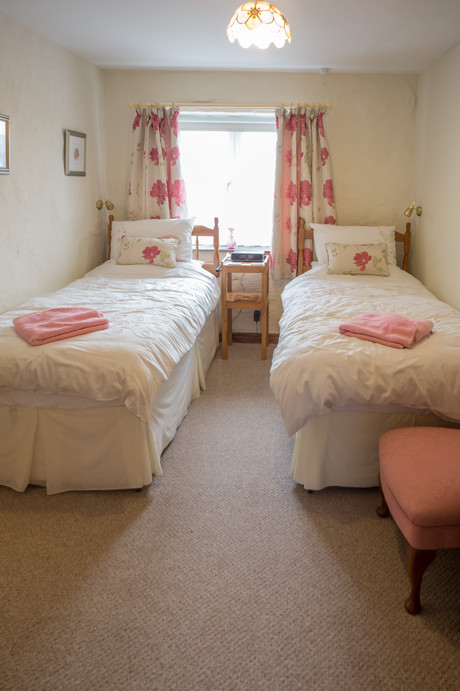 Bedroom, The Shippon