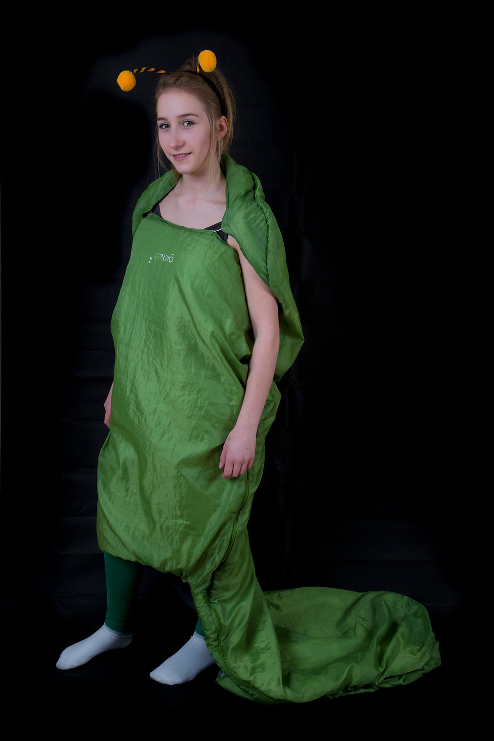 Anya Wagstaff as The Caterpillar