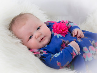 Another gem from my recent baby shoot!