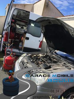 Intervention sur Citroën Xsara