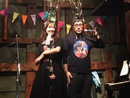 【7月14日(日)アフタヌーンLIVESHOW「FUN ACOURSTIC」出演者紹介(2)〜よしこストンペア〜】