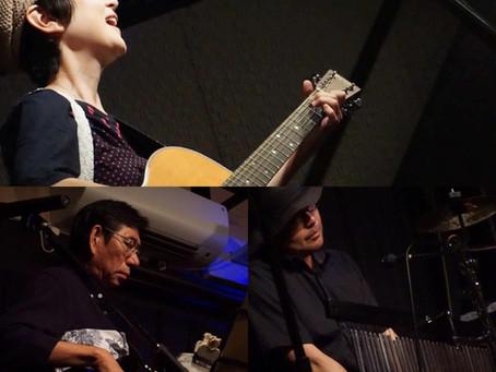 【9月1日(日)アフタヌーンLIVESHOW「秋のはじまりの歌。」】出演者紹介(3)〜やすりん&えいこう&りん〜