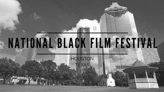 National Black Film Festival Comes to Houston Texas April 5-9 2017
