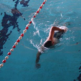 IronMan training, week 10-28: zwemmen & fietsen 'go', hardlopen 'no'...