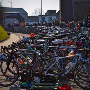 IronMan training, week 8-28: op naar de sprint in Herderen!