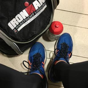 IronMan training, week 4-28: het eerste herstelweekje