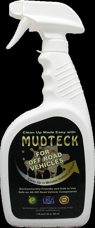 Mudteck 32 oz Spray Bottle