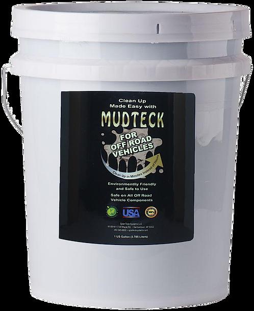 Mudteck 5 Gallon Bucket (640 oz)
