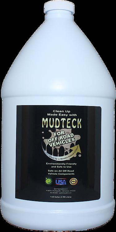 Mudteck 1 Gallon (128 oz) Refill Bottle