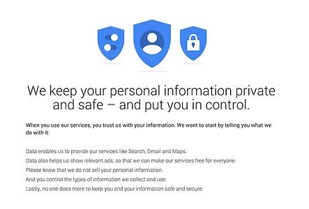 google-we-keep-personal-information-priv