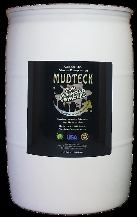 Mudteck 55 Gallon Drum (7040 oz)