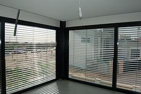 חלון אלומיניום קליל אופיס 9200