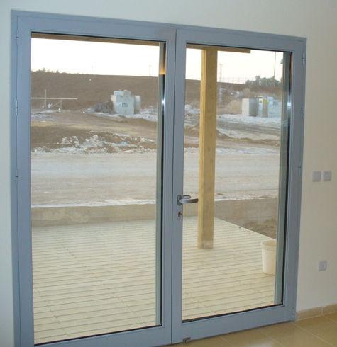דלת כניסה לבניין דגם 2000 קליל