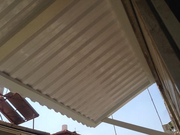גגון למרפסת כביסה