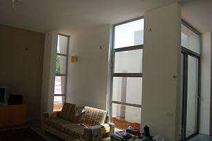 חלונות אלומיניום קליל קלאסי 4500