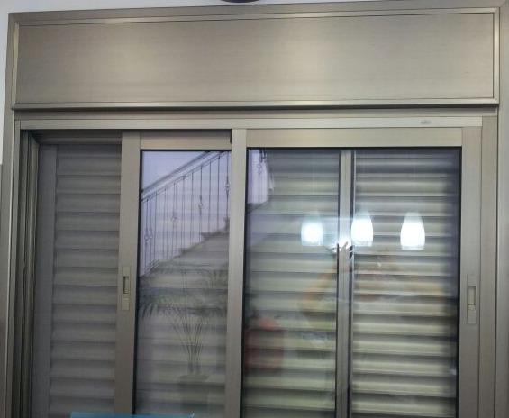 חלונות אלומיניום דגם 7000