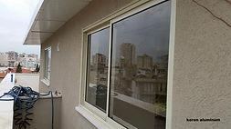 חלון אלומיניום קליל בלגי 1700